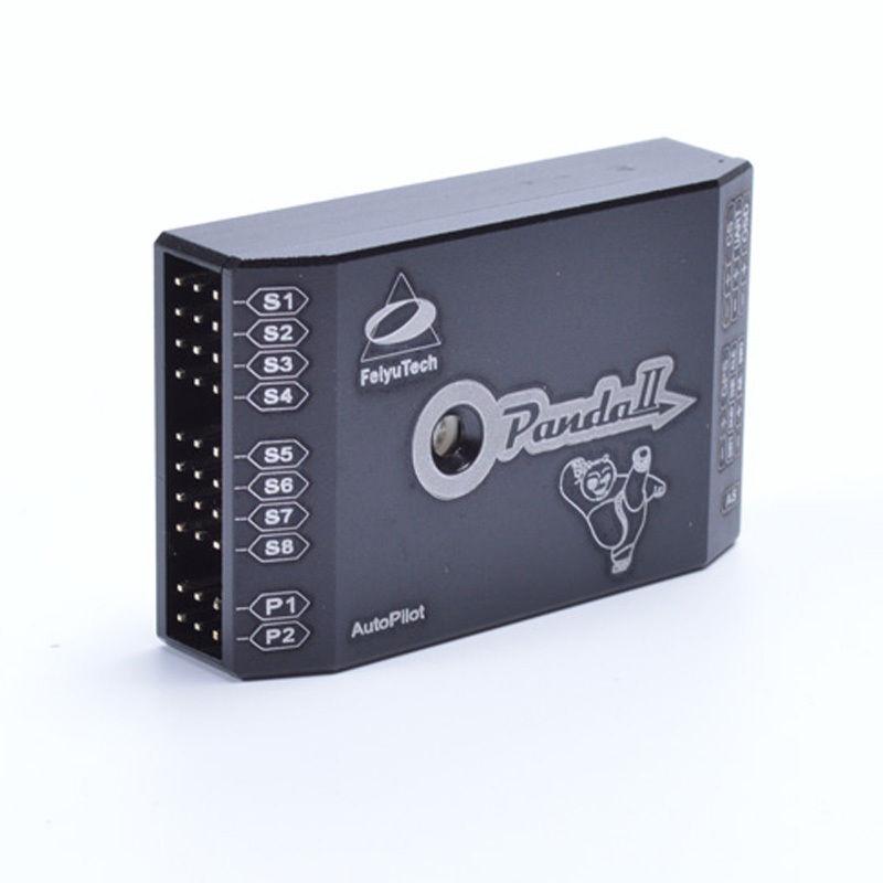 Longue portée système FeiYu Panda2 Pilote Automatique Système de Contrôle Uav 198 waypoints OSD GPS Panda II RTH FPV Combo