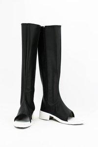 Image 2 - Anime NARUTO Konan Cosplay Shoes Boots Custom Made