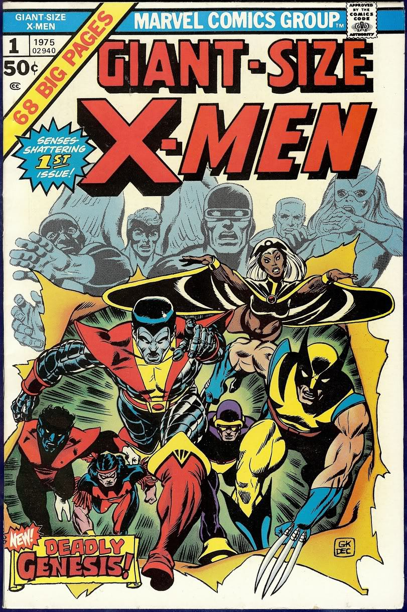 oem giant size x men no 1 marvel comics arts large hd wall oem giant size x men no 1 marvel comics arts large hd wall wallpaper stickers mural art home customized cute retro poster decor in wall stickers from home