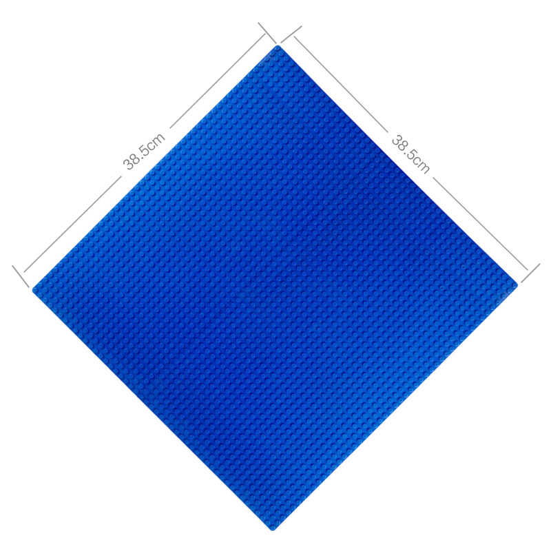 1 Pcs LELE Technic Base Plates Building Blocks DIY Baseplate Plastic Plate Creative Bricks Compatible LegoINGlys 48*48 Dots 32 32 dots brand compatible small bricks blocks base plate 25 5 25 5cm kids diy educational building baseplate toys gift