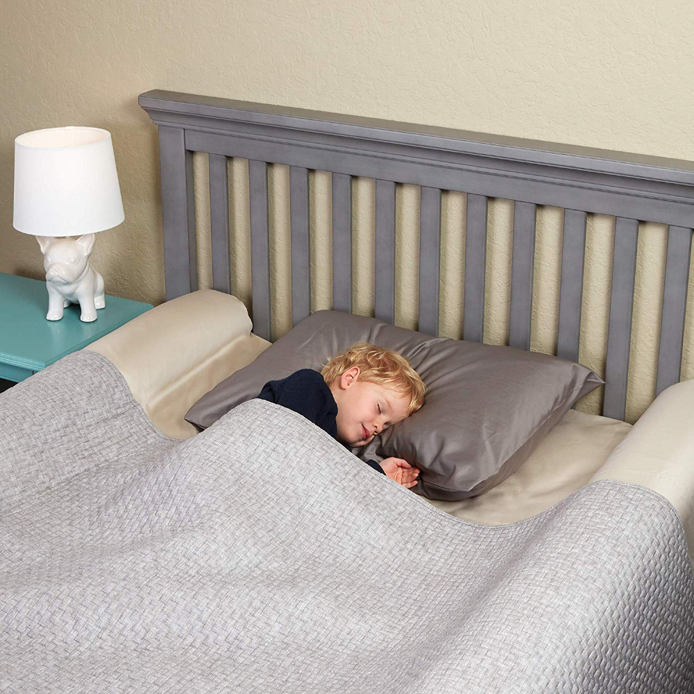 Bed Rail Bumpers For Toddlers Kids Baby Memory Foam Long