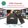 H96 Android TV Box Amlogic S905 German IPTV 2200 Channels Netherlands Turkish Spain Portaguese Albanian IPTV