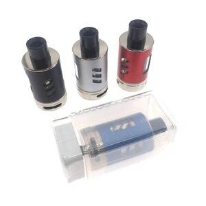 Image 3 - New Electronic Cigarette 40W 80W 100W Adjustable Vape Mod Huge V6 kit 2200mah Battery 2ml 0.2ohm tank e cigarette Atomizer vapor