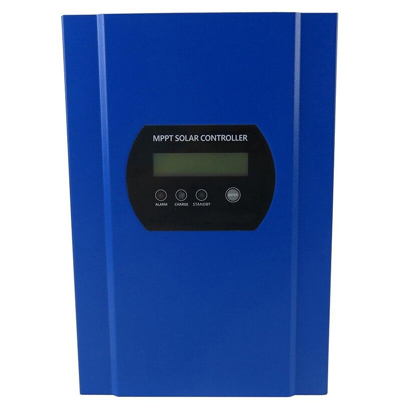 CE RoHS утвержденных 50A 48 Вольт контроллер, эффективность 99% MPPT Солнечное зарядное устройство контроллер 12 В 24 В 48 В авто работа