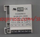 Free Shipping     KEB 90.98.200-CE09(powe Rbox)50-60hz 300v/1.2a Over Excitation Rectifier
