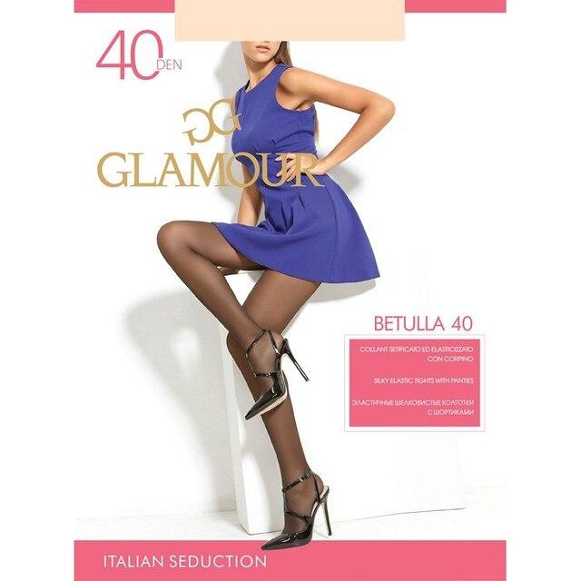 Колготки женские GLAMOUR BETULA 40