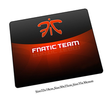 fnatic mouse pad Gorgeous gaming mousepad gamer mouse mat pad game computer Cartoon desk padmouse laptop keyboard large play mat