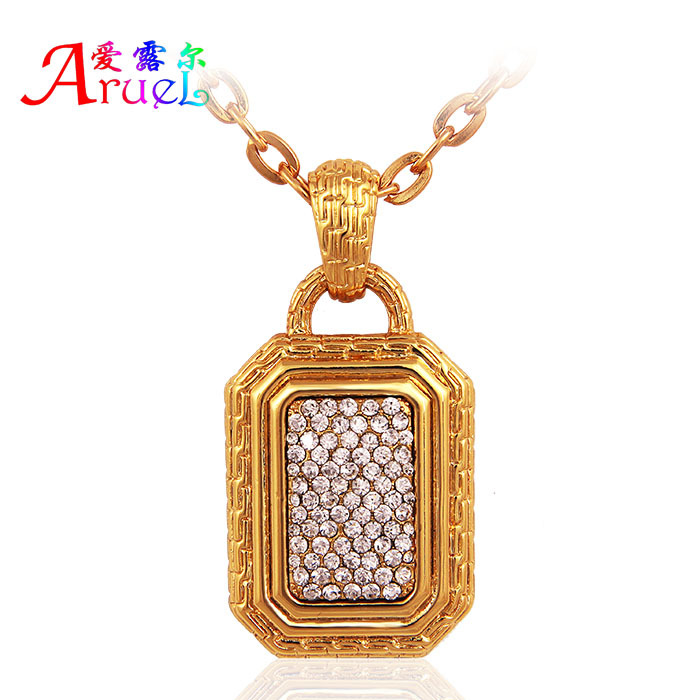 Fine jewelry accessories long gold chain menwomen indian necklace fine jewelry accessories long gold chain menwomen indian necklace pendant necklaces amp pendants pingente masculino 2015 in pendant necklaces from mozeypictures