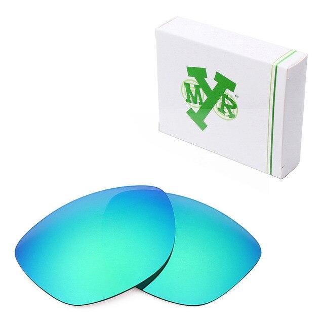 MRY ПОЛЯРИЗОВАННЫХ Сменные Линзы для Oakley Юпитер Солнцезащитные Очки Изумрудно-Зеленый