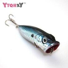 1pcs 6.5cm 13g Popper Fishing Lure isca artificial fishing bait Crankbait Wobblers 6# high carbon steel hook Fishing Lures WQ203