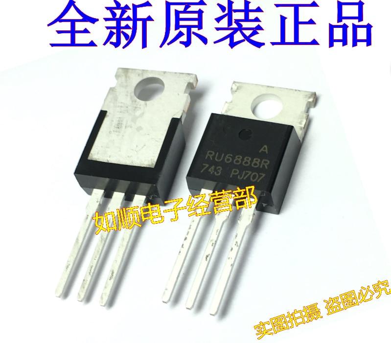 10pcs/lot RU6888R RU6888 6888R TO-220 Best Quality