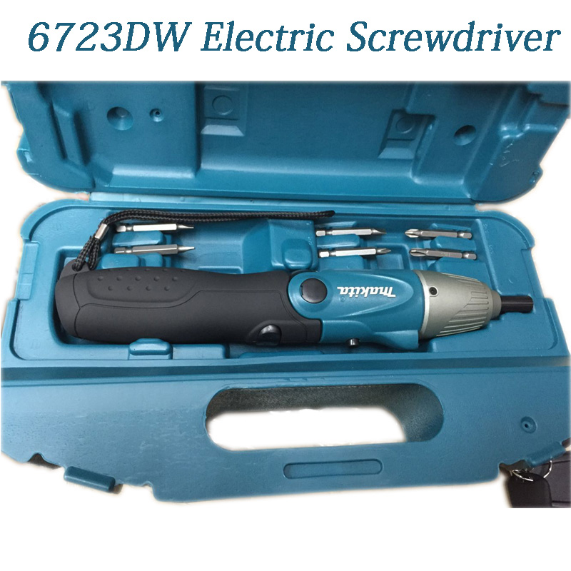 6723DW Electric Screwdriver Rechargeable ScrewdriverFolding Screwdriver