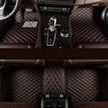 Kalaisike пользовательские автомобильные коврики для hyundai все модели terracan accent azera lantra Elantra Tucson iX25 i30 iX35 Sonata