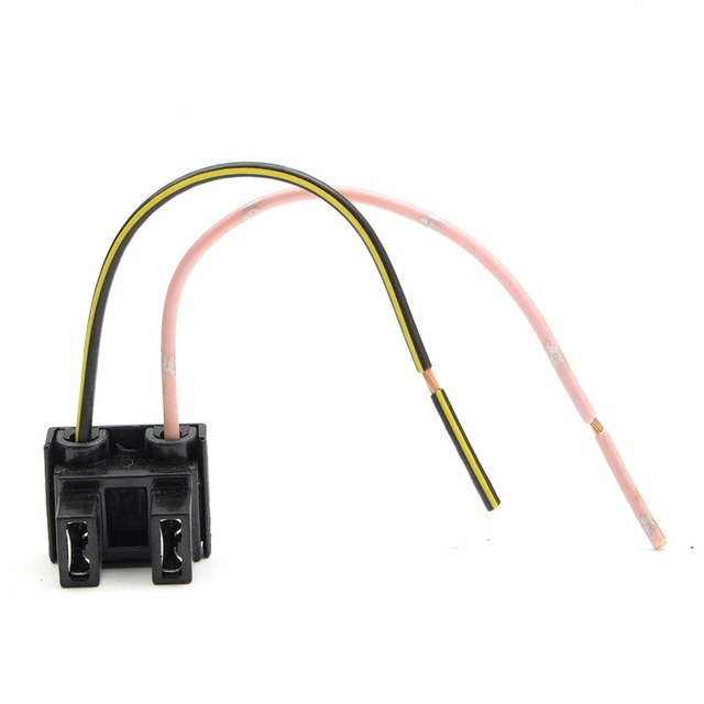 2 pin h7 headlight xeon bulb connector cable plug wiring harness 2 pin h7 headlight xeon bulb connector cable plug wiring harness socket adapter for led headlight