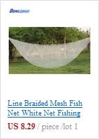 Linha Trançada Malha Rede De Pesca Rede