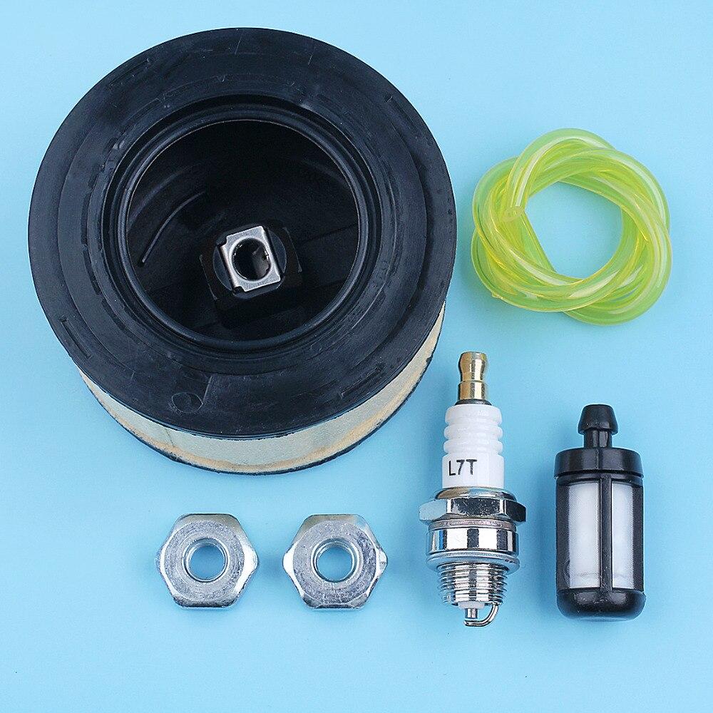 Für Stihl MS251 MS261 MS271 MS291 MS311 MS381 Praktische Luftfilter Zündkerzen