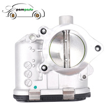 LETSBUY 0280750540 New 52mm Boresize Throttle Body Assembly For CITROEN PEUGEOT 1007 206 307 308 PARTNE 9672486980 163669