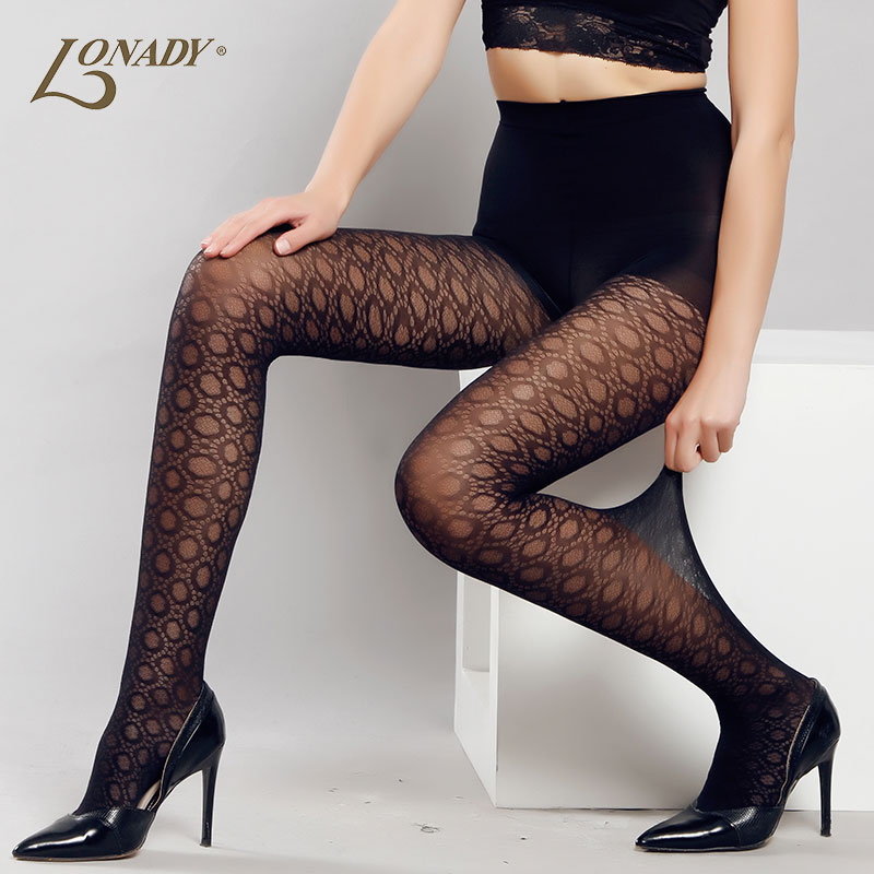 Sexy Women Female stockings female sexy pantyhose tights womens stockings nylon stocking flowers collant femme erotique 60D