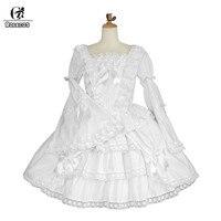 06deb9c8bc936f White Lolita Dress Meilleures offres