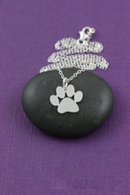 10PCS  Dog Paw Necklace  Loss of Dog  Pawprint Necklace  Paw Print Necklace  Pet Mom  Personalized – Dogs Paw – Mothers Day Gift
