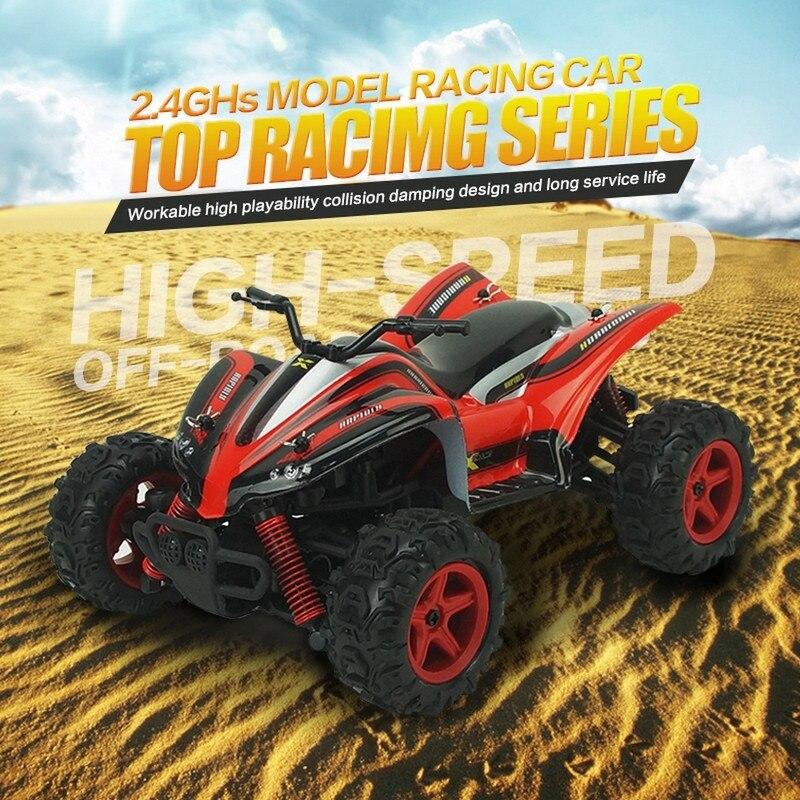 2.4 г 4CH 4WD <font><b>RC</b></font> автомобиль Высокоскоростной 40 км/ч Байк дрейф <font><b>rc</b></font> 1:24 BG1510A