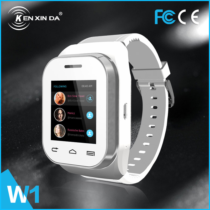 126d842a094 Original KEN XIN DA latest wrist watch mobile phone bluetooth V3.0 watch  phone GSM smart phone watch. Price