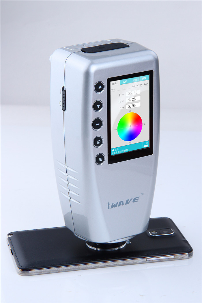 Portable Colorimeter and Color Difference Meter  цены