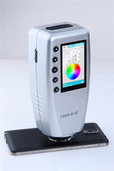 Tragbare Colorimeter Und Farbe Unterschied Meter