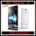 Sony Xperia S LT26i Teléfono Móvil Abierto Original de Sony Ericsson LT26i 32 GB Dual-core 3G GSM WIFI GPS 12MP dropshipping