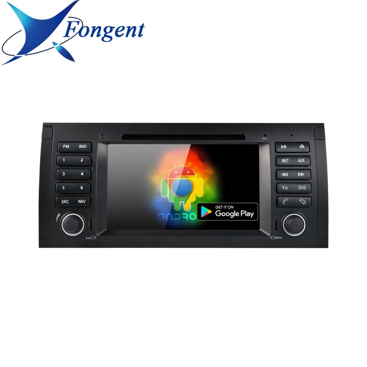 For <font><b>BMW</b></font> X5 E53 E39 <font><b>E38</b></font> M5 5 7 Series Multimedia <font><b>Radio</b></font> GPS Navigator Stereo Vehicle Android 9.0 Head Unit PC Car 1din DVD Player image