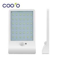 2pcs New LED Soalr Light 36LEDS IP65 450LM Outdoor Wireless Solar Powered PIR Motion Sensor Light