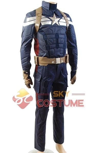 Կապիտան Ամերիկա 2. Ձմեռային - Կարնավալային հագուստները - Լուսանկար 3