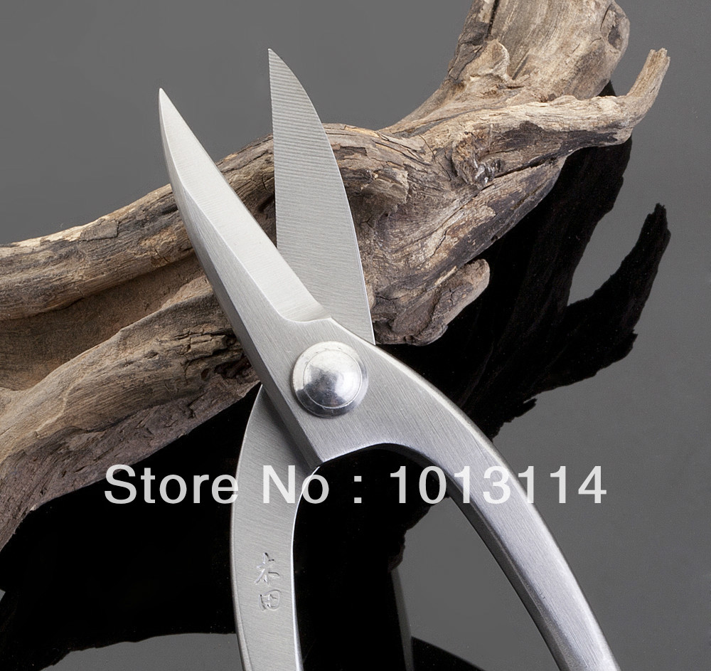 Mu Tian Bonsai ножици Bonsai Shear Branch ножици 200 mm - Градински инструменти - Снимка 4