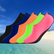 Adults Beach Swimming Socks Water Sports Diving Anti Slip Shoes Quick Dry Snorkeling for Men Women