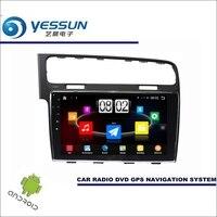 YESSUN Car Android Player Multimedia For Volkswagen VW Golf Mk7 / MQB 5G Radio Stereo GPS Nav Navi ( no CD DVD ) 10.1 HD Screen