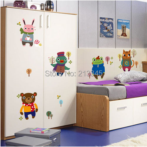 Online get cheap frog room decorations for Frog bedroom ideas