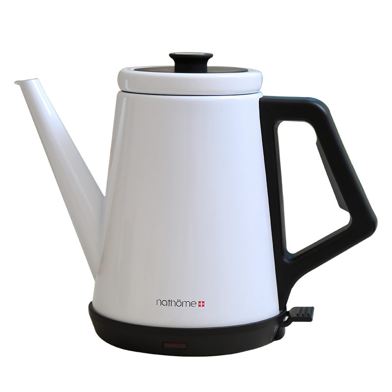 Household Electric Water Kettle Stainless Steel Electric Kettles Large Capacity Kettle Electric Auto Power-off Water Boiler 1.2L oki c542dn