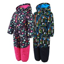 Children 3-6 Years Old, Winter Outdoor Skiing, Cold And Waterproof Suit, Warm, Windproof And Cold Resistant