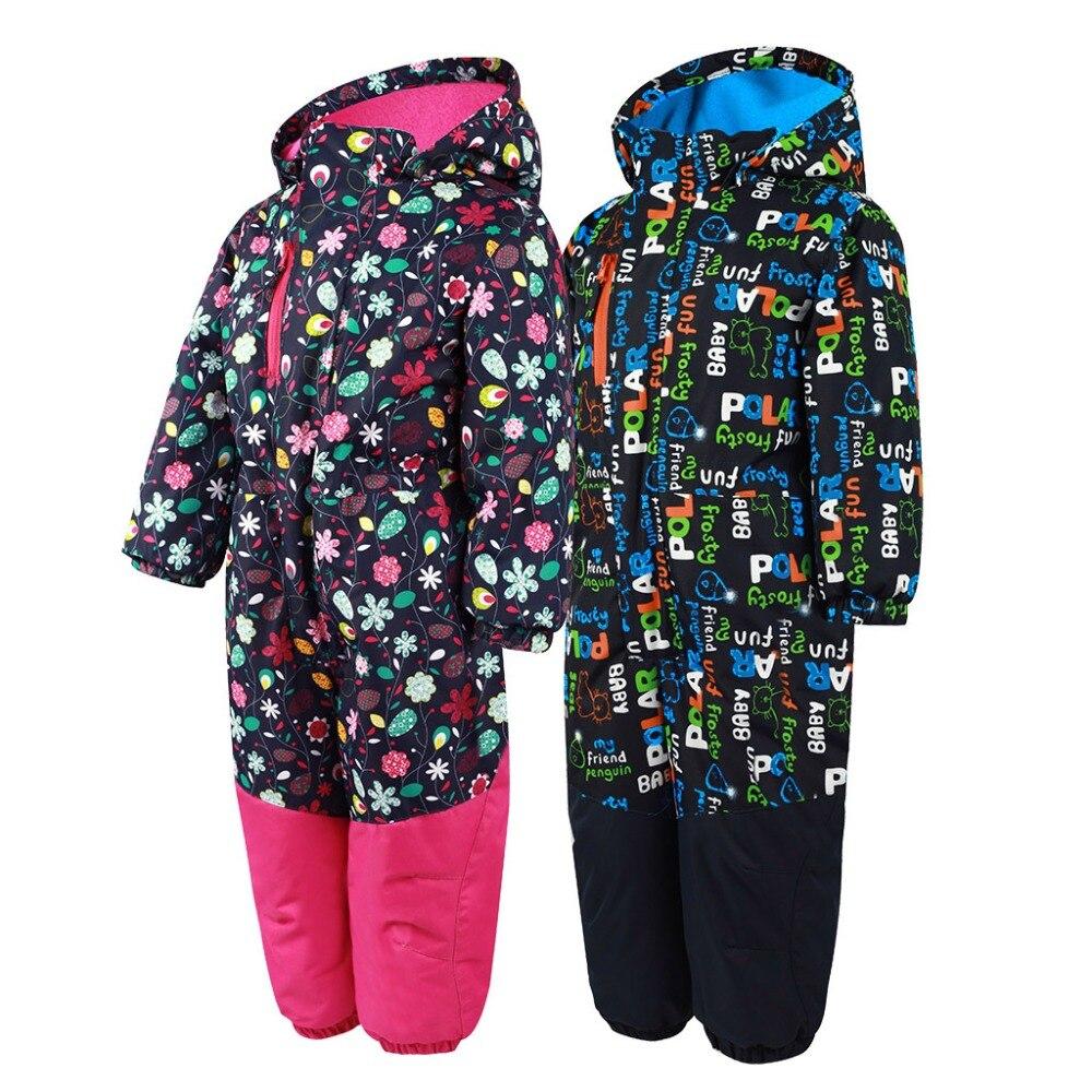 Enfants 3-6 ans, ski d'hiver en plein air, combinaison froide et imperméable, chaud, coupe-vent et résistant au froid