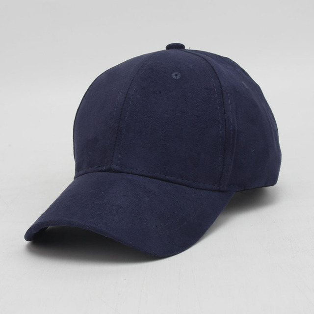 5249e565cf7 2017 New Snapback Baseball Cap Gorras cap Winter Autumn Hip Hop Hats Suede Caps  Women Outdoor Solid Sport Baseball caps