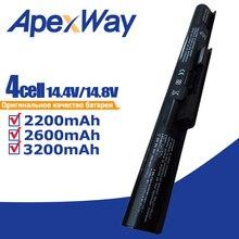 Batería de ordenador portátil para Sony VAIO Fit 14E, compatible con la serie 15E F14316SCW F1431AYCW F1431AYCP F1531AYCW F15316SCW VGP BPS35 VGP BPS35A