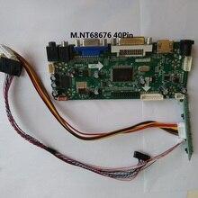 Kit for N156B6-L05 15.6″ 1366X768 DVI HDMI LED DIY LCD VGA M.NT68676 40pin CMO display Monitor Panel Controller board