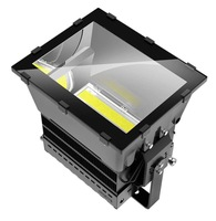 DHL free shipping High power 1000W led flood light High pole lamp with CREE leds Mean Well drive 1000w led Stadium lights