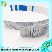 for seiko SPT510/35pl print head line Pin 30 pin* 420mm 8 units / lot printhead cable / flat cable print head cable цена