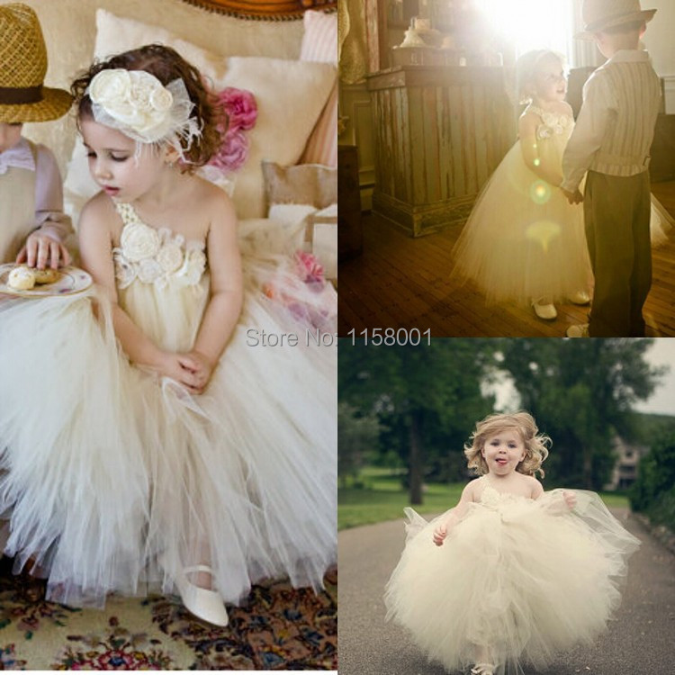 Online Shop 2015 New Lovely Girl Dress Romantic Cute Princess ...