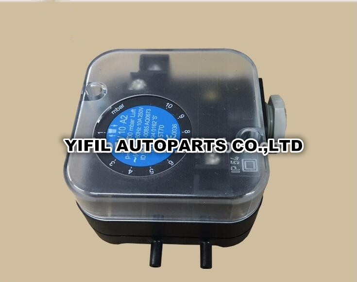 Pressure Switch DUNGS LGW3A2 Air Pressure Switch For Gas and Air