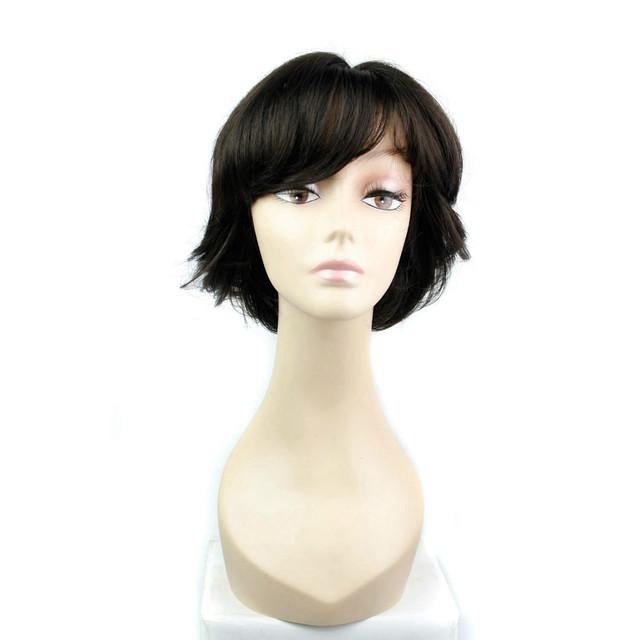 Magnificent Aliexpress Com Buy Short Cut Wigs For Black Women Crochet Braid Short Hairstyles For Black Women Fulllsitofus