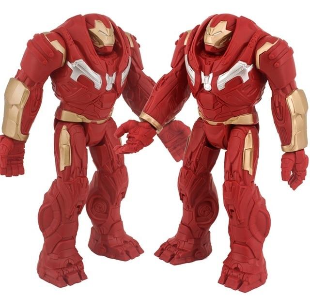 30 cm A destruir o gigante hulk Avengers Superhero Figura Collectible Modelo Dolls Marvel Brinquedos Aa034