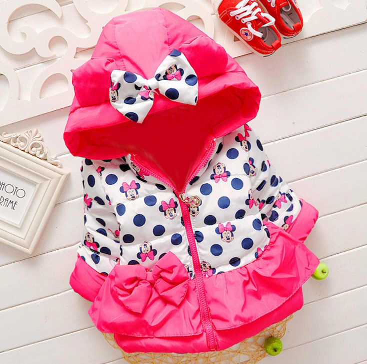 2fd0d6850 Detail Feedback Questions about New Girls jackets fashion Minnie ...