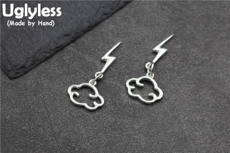 Women Elegant Home Jewelry s925 Sterling Silver Romantic Cloud Diamond Pendant Necklace Necklace Female Home & Kitchen